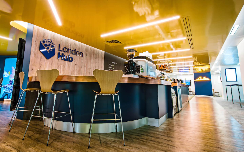 Reward Gateway - Our Offices - London 5